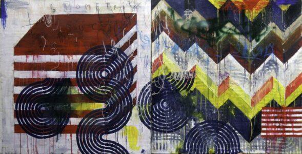 Como pintar un cuadro abstracto